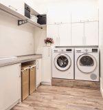 5 façons de rendre votre salle de lavage plus fonctionnelle