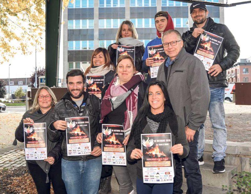 Une vigile de solidarité le 18 octobre