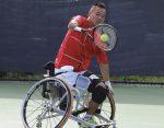 Un tournoi de tennis en fauteuil roulant à l'horizon