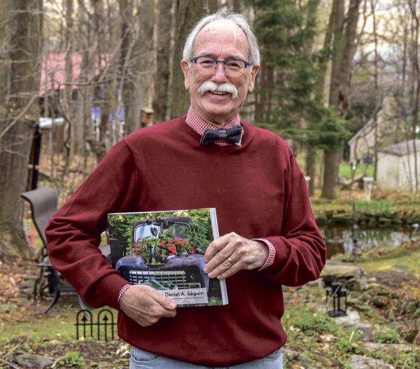 Gilles Bachand raconte le Jardin Daniel A. Séguin