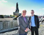 Germain Larivière s'offre un nouveau centre de distribition de 40 M$